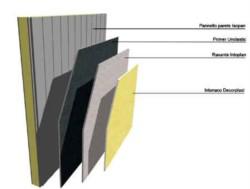 Isopan presenta Isocappotto e Isodeck per isolamento ed estetica