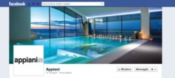 Novità sul sito Appiani: ora anche su Facebook
