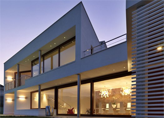 Cuneo la b house dello studio damilano B house