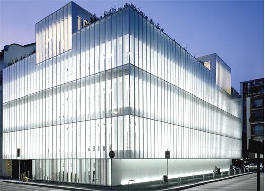 Milano atlante di nuove architetture for Architettura blog