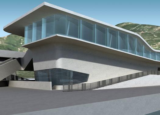 Architettura contemporanea in campania 2010 for Architettura e design roma