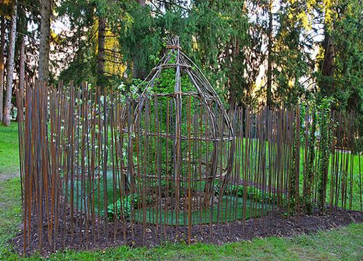 Concorso di idee per reinterpretare l orto e il giardino - L orto in giardino ...