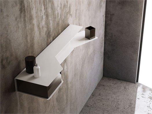 Hangar design group firma i complementi di arredo per il bagno oblique - Complementi bagno design ...