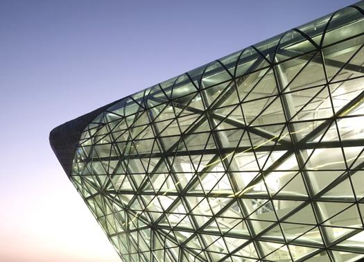 Inaugurata la guangzhou opera house di zaha hadid - Hadid architetto ...