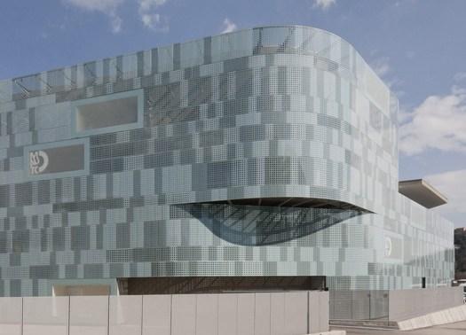 Il nuovo volto del museo nazionale dell 39 automobile for Architetti interni famosi