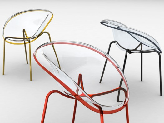 Sedia Bloom, Calligaris