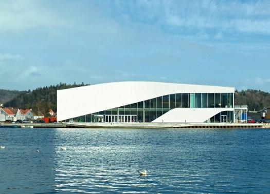 Inaugurato in aprile il nuovo centro culturale the arch for 4500 piedi quadrati a casa