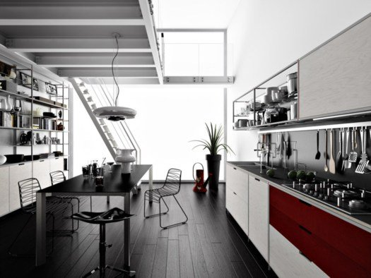Demode engineered by Valcucine, MECCANICA