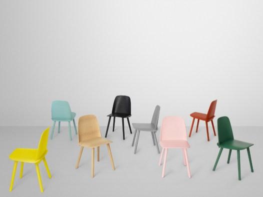 Nerd Chair, Muuto