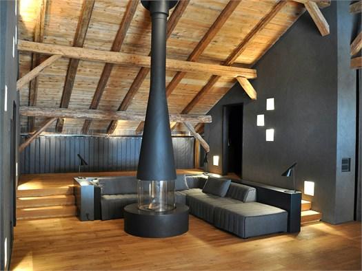 Villa solaire la 39 casa meridiana 39 di j r mie koempgen e fuga for Case antiche ristrutturate
