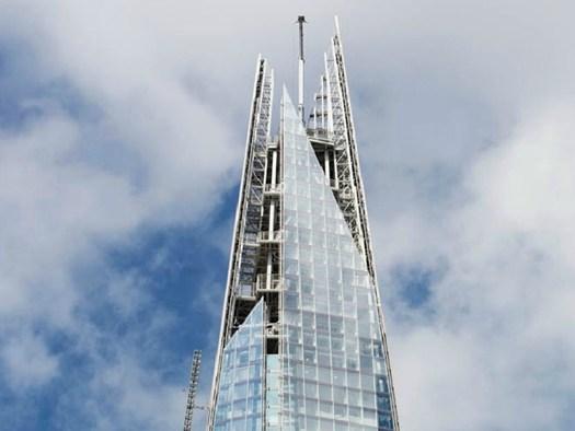 Londra apre al pubblico 39 the view from the shard 39 di r piano for Progetti di renzo piano