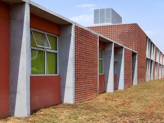 Bangalore dps kindergarten school di khosla associates for Architettura vernacolare
