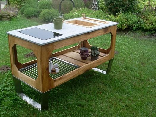 Lgtek outdoor arricchisce la gamma di cucine da esterno window for Piano cottura per esterno