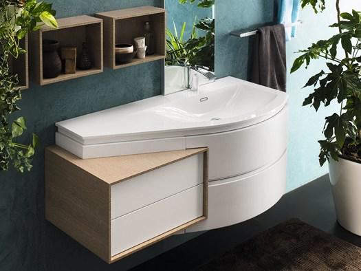 Inda al salone internazionale del bagno for Accessori bagno inda