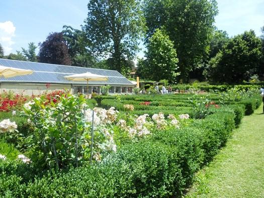 Hansgrohe alla serra grande del giardino torrigiani di firenze for Giardino torrigiani