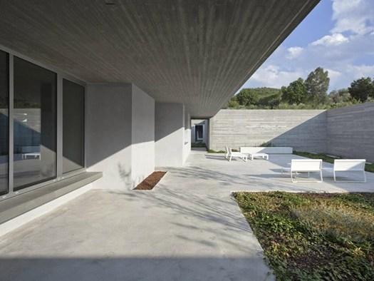 A miglionico la 39 casa mediterranea 39 di osa architettura e for Numeri di casa mediterranea