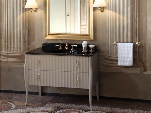 Gentry home presenta i mobili da bagno charlotte - Mobili bagno classici eleganti ...