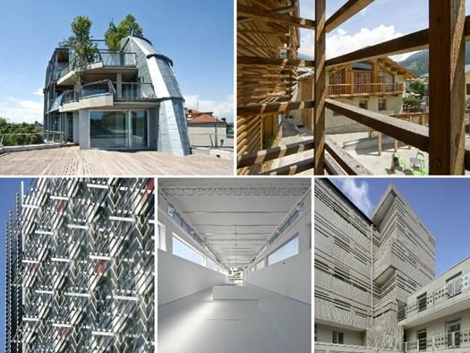 A torino le cinque 39 architetture rivelate 2015 39 for Casa moderna a torino