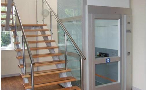 Larghezza ascensore per disabili installazione for Piani domestici accessibili per disabili