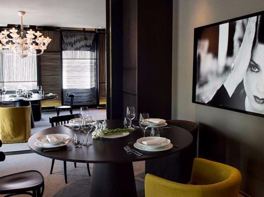 Piero lissoni firma un nuovo ristorante a milano for Ristorante filippo la mantia milano