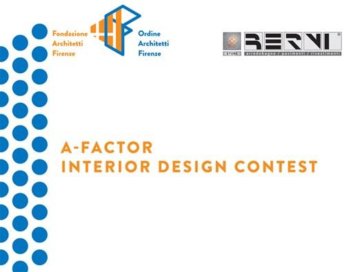 al via il contest di interior design ?a-factor? - Berni Arredo Bagno Firenze