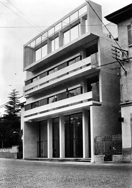 Como un weekend alla riscoperta del razionalismo italiano for Architettura razionalista in italia