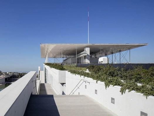 Inaugurato ad Atene il Centro Culturale di RPBW