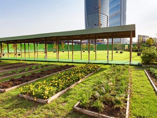 Una nuova area verde di 3000mq per Citylife