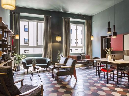 Casa base un mix tra residenza d 39 artista e foresteria - Casa base milano ...