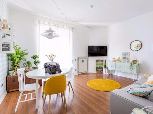Casadivalentina l 39 interior relooking di maurizio giovannoni - Interior relooking ...