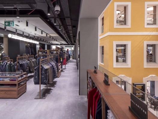 Rinascente apre a roma un nuovo flagship store for Inaugurazione rinascente roma