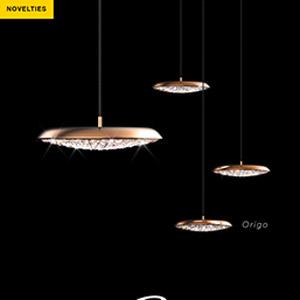 Illuminazioni Manooi: completamente fatte a mano per spazi straordinari
