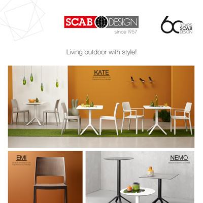 Scab Design per contract e outdoor