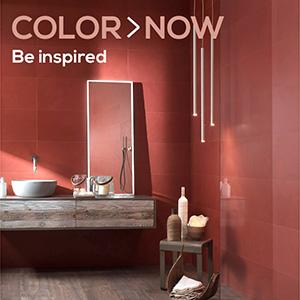 Rivestimenti Fap ceramiche: color is now