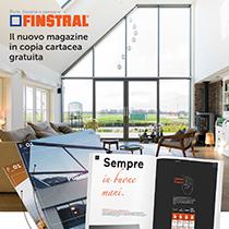 Magazine Finstral: ordina la tua copia gratuita
