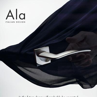 Maniglie design per porte e finestre, Made in Italy