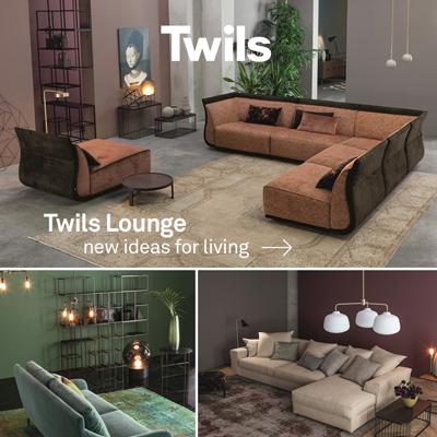 Collezioni living Twils Lounge