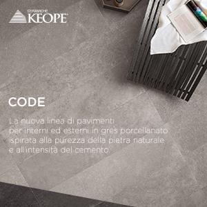 Code: purezza della pietra e intensità del cemento in gres porcellanato