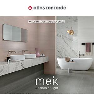 Pavimenti e rivestimenti effetto cemento metallizzato by Atlas Concorde