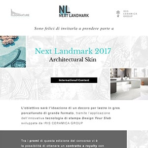 Partecipa al Contest Next Landmark of the Year & Architectural Skin
