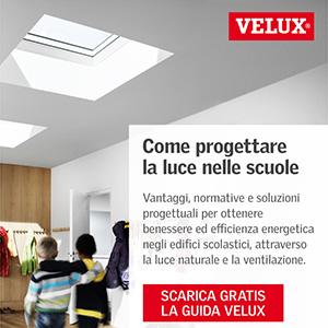 Come progettare la luce nelle scuole: scarica la guida VELUX