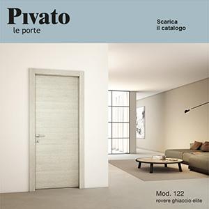 Porte in laminato Innova by Pivato