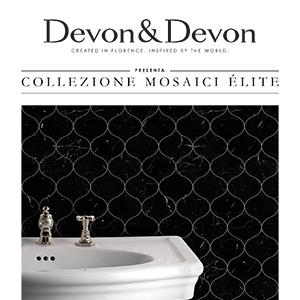 Collezione mosaici Élite by Devon&Devon