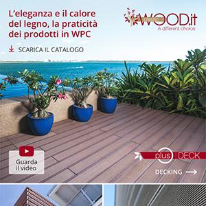 L'innovazione profuma di legno