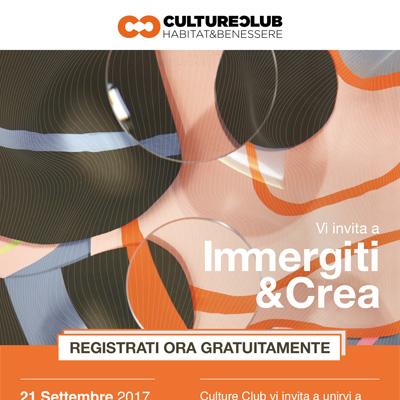 Immergiti e Crea: Victoria + Albert Baths x Colour Hive, Milano 21 settembre 2017