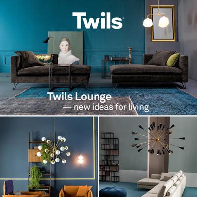 Twils Lounge: una proposta dedicata al living