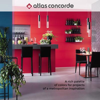 Partiture cromatiche per l'architettura: Arkshade by Atlas Concorde