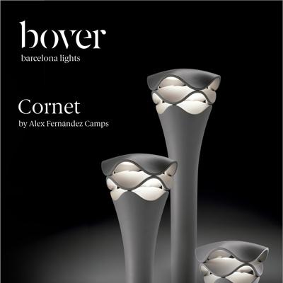 Lampade armoniose e organiche: Cornet by Bover