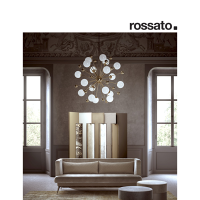 Rossato Home Collection: capolavori di eleganza