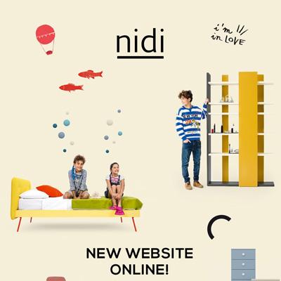 Nidi: nuovo sito online!